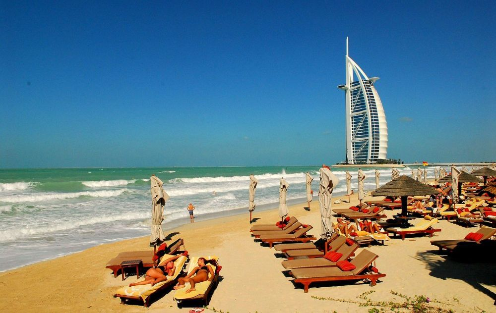Things you should know about the beaches of Dubai