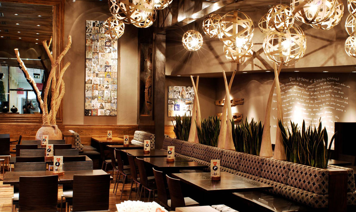 interior designer for your restaurant