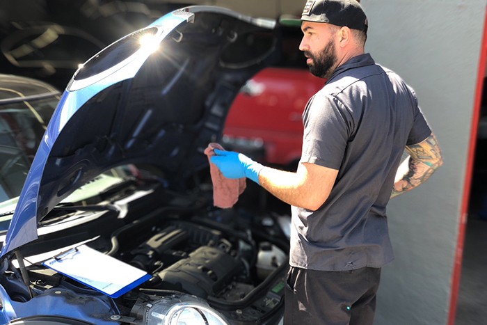 Getting smart with car repairs