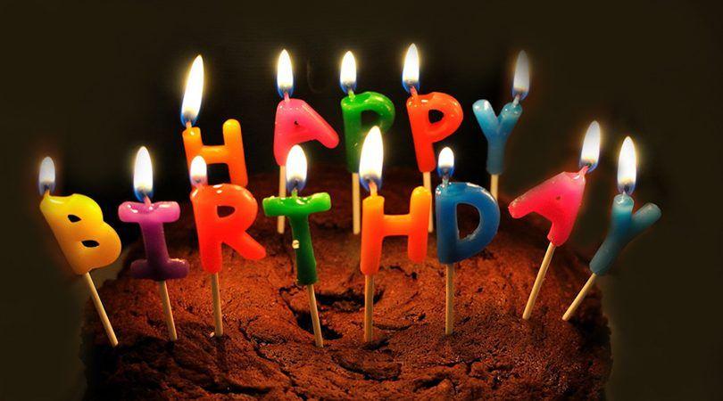 Lighten up your birthdays