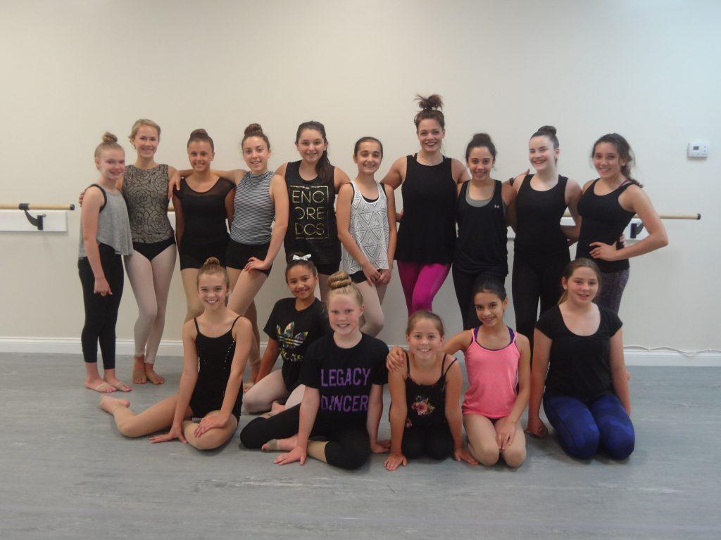 Benefits of becoming a dance teacher